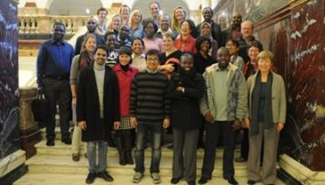 news attend our event on close to community providers of health-care at the cape town symposium