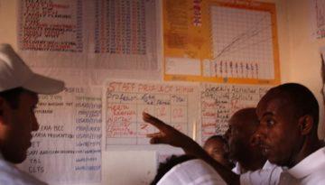 Ethiopia community health workers